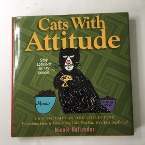 Other - Cats with attitude book